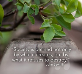 Quote by John Sawhill