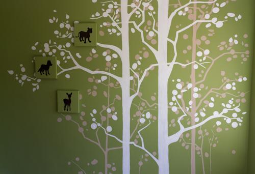 Lea's Tree Mural