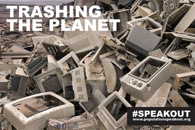 Trashing-Planet-Computer-Dump